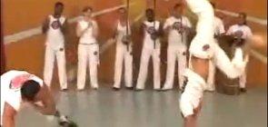 Diferentes toques da capoeira