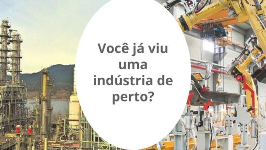 A distribuição espacial da indústria no Brasil