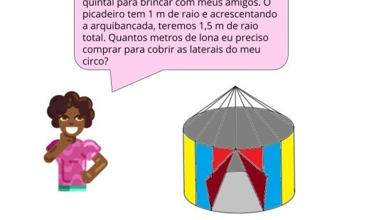 Circunferência, comprimento e diâmetro