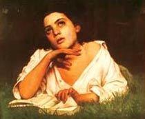 Moça com Livro, de Almeida Júnior. Foto: Samuel Esteves