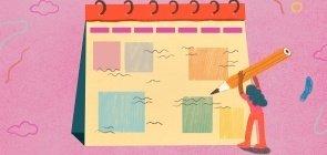 7 dicas para ajudar a organizar a rotina das crianças