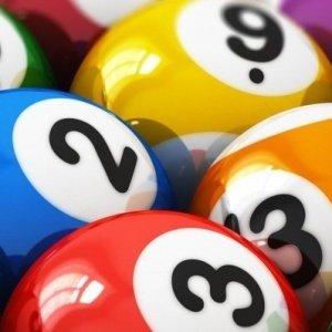 Bolas com números