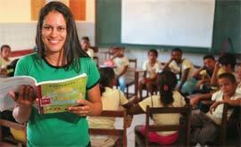 Rosilene Pereira, professora de 4º série.