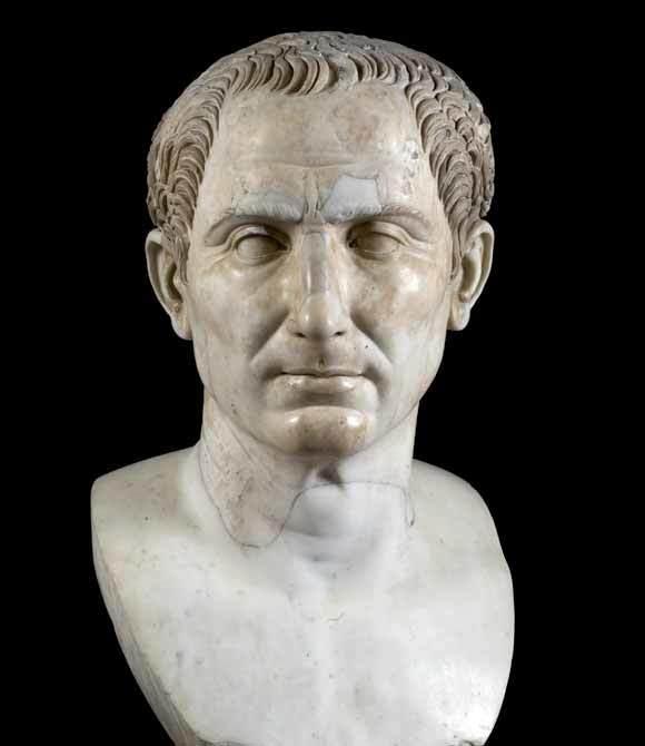 Júlio César (100 - 44 a.C.)