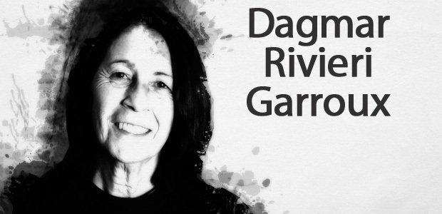 Dagmar Rivieri Garroux, ?Tia Dag?, diretora da Casa do Zezinho