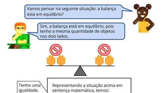 Determinando valores desconhecidos em situações de adição e subtração
