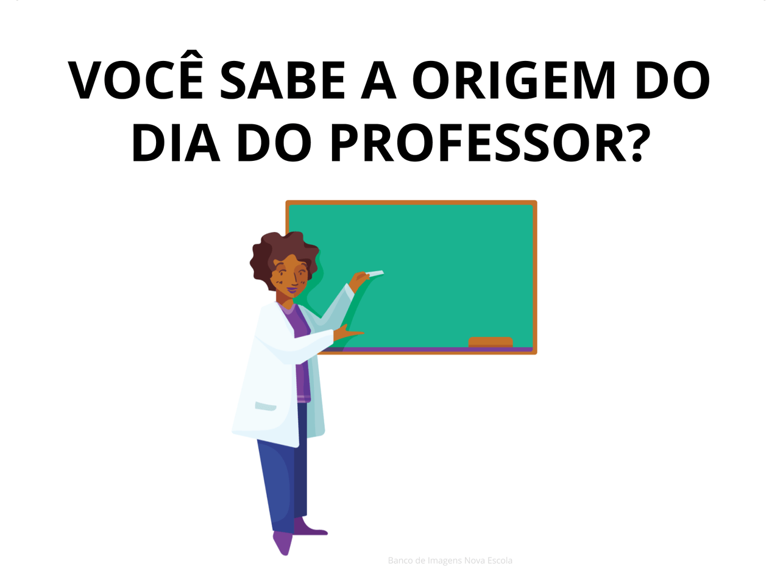Dia do Professor (15/10)