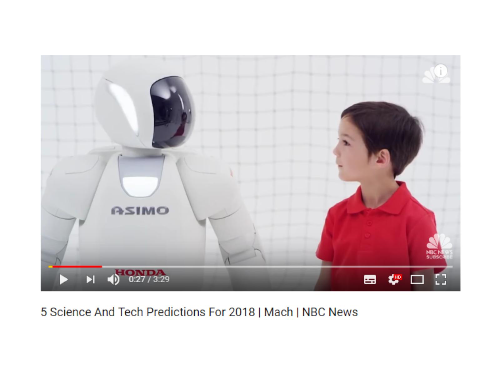 Previsões para o futuro da ciência e tecnologia