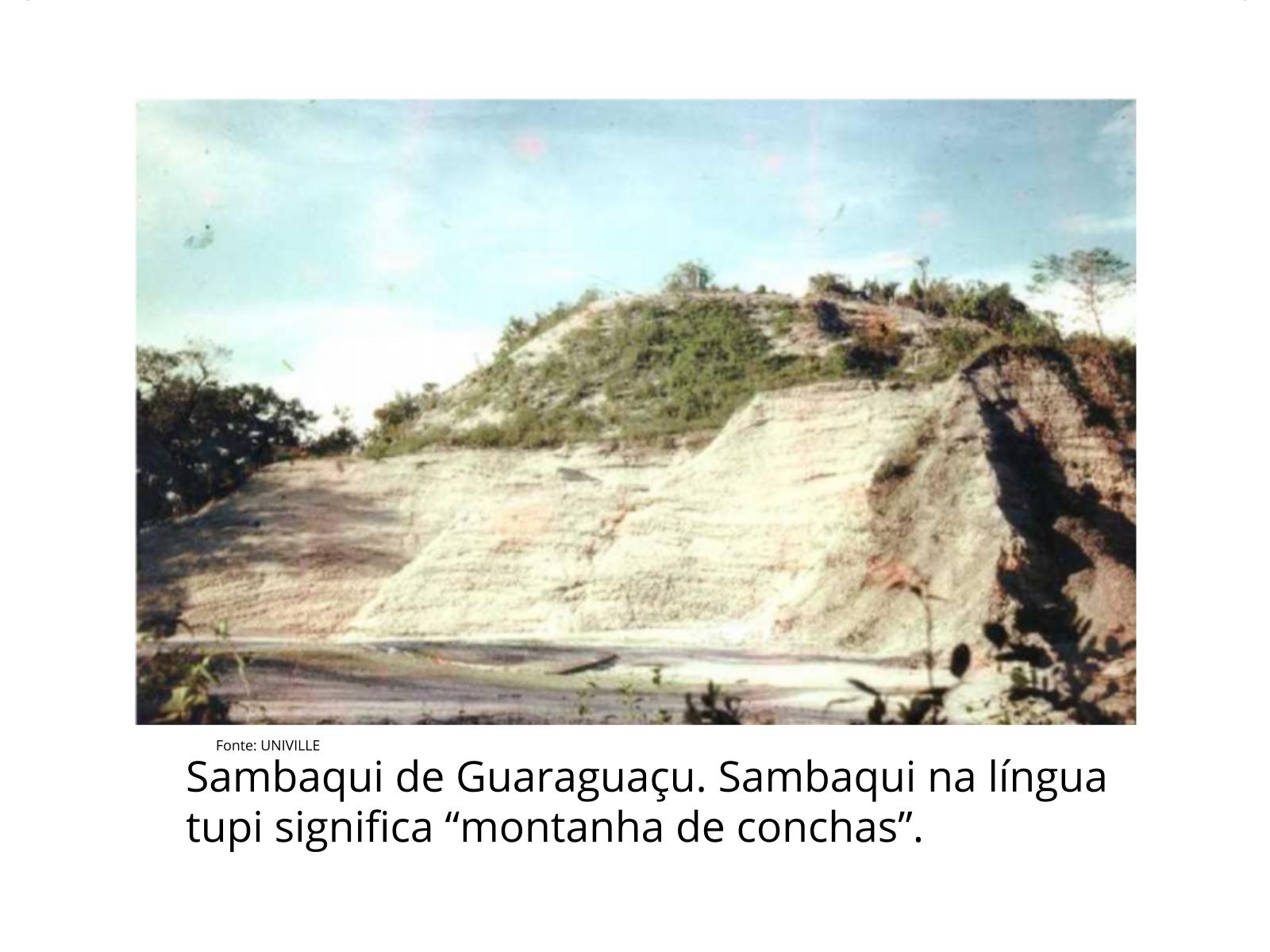 Sambaquis
