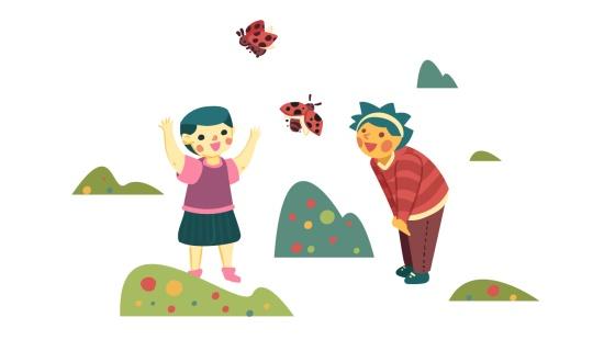 Conhecendo os bichos de jardim
