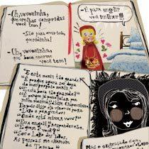 Fonte Chapeuzinho Amarelo (36 págs., Ed. José Olympio, tel. 21/2585-2000, 22 reais). Ilustração Clouds 4 Sale/Foto Suzete Sandin