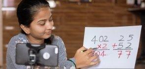 Estratégias criativas que os professores encontraram para dar aulas a distância