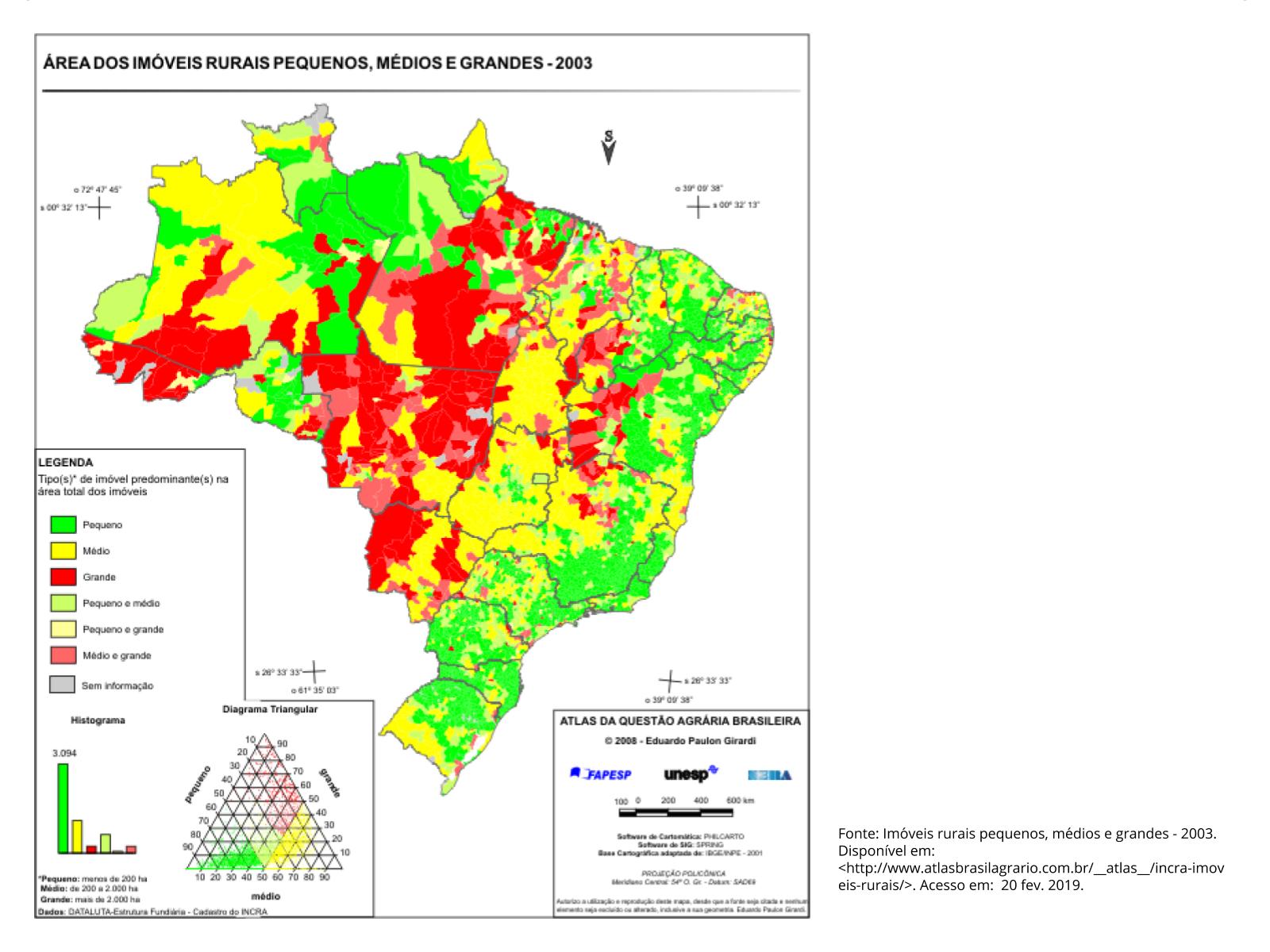O MST e a participação política campesina no Brasil