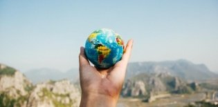 geografia mundo globo