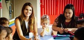 Como fortalecer a parceria entre a professora e a auxiliar