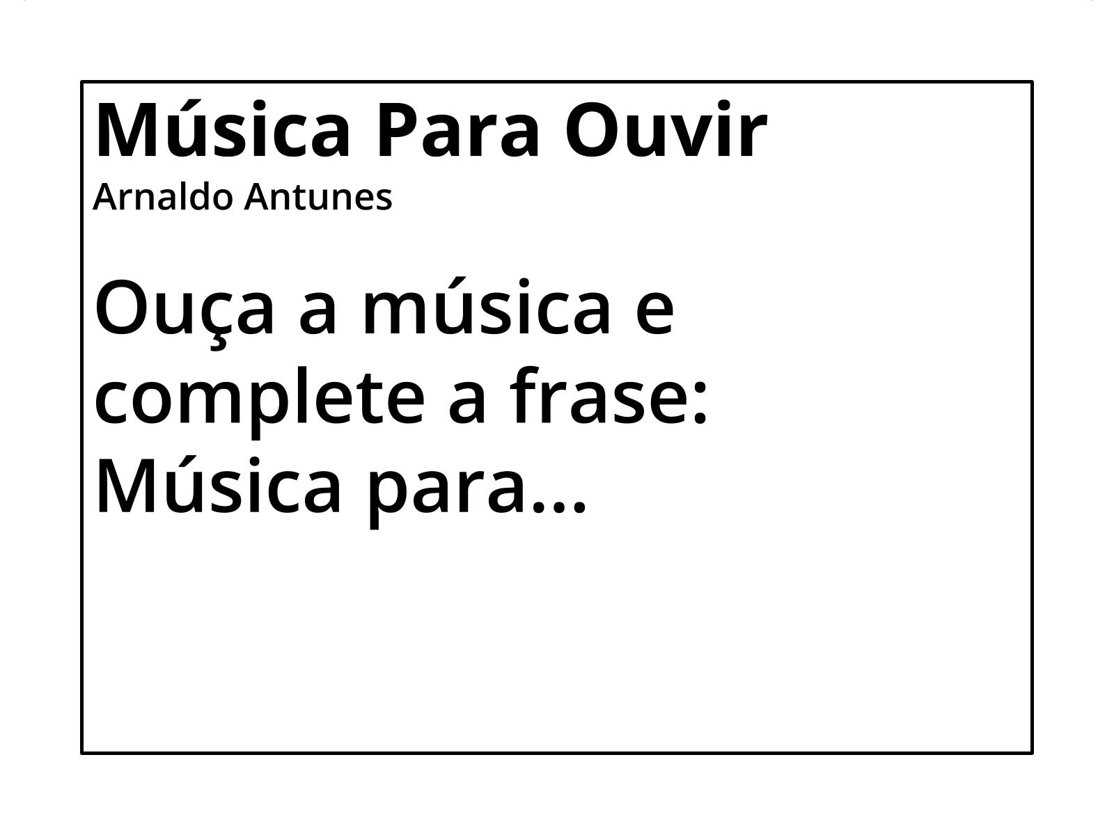 Meios de Comunicação: a voz da música