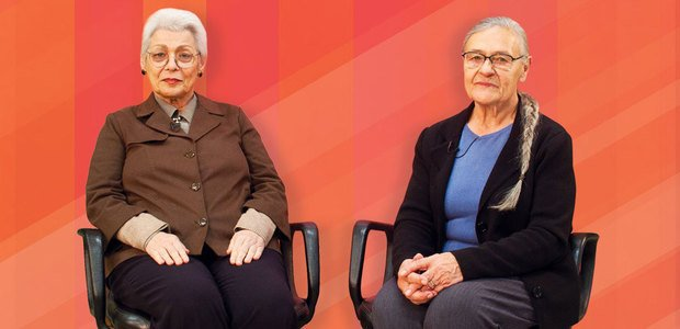 NOVA ESCOLA promove encontro entre Emilia Ferreiro e Telma Weisz. Foto: Patricia Stavis