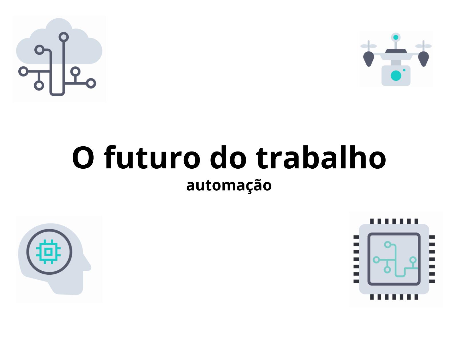 O futuro do trabalho: automação