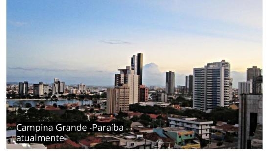 O crescimento das cidades