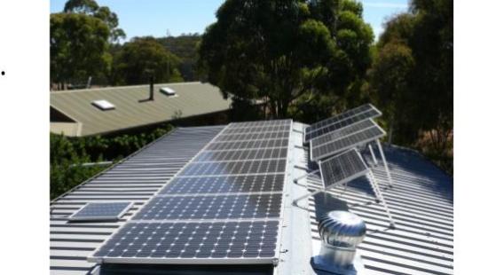 A indústria e o uso de energia solar