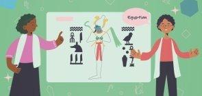 Projeto: Desvendando os deuses do Antigo Egito com História e Língua Inglesa