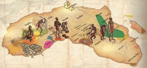 África, berço da humanidade