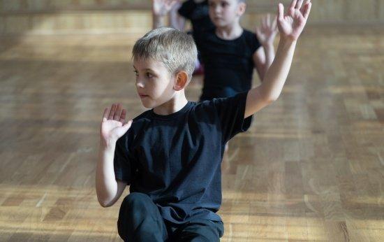 O corpo, o movimento e a aprendizagem