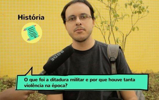 O que foi a ditadura militar no Brasil?
