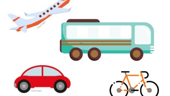 Meios de Transporte Individuais e Coletivos