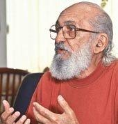 Paulo Freire: Educação agora tem um patrono oficial. Foto: Paulo Batelli