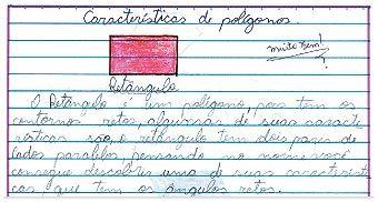 EU FIZ ASSIM Compartilhando no quadro ou registrando individualmente no caderno, os estudantes do Colégio Estadual Adaile Maria Leite explicitam o raciocínio. Fotos: Kriz Knack