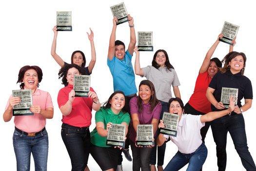 Resultado de imagem para jovens vencedores