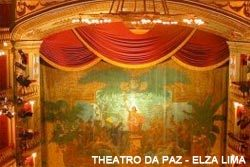 Theatro da Paz. Foto: Divulgação