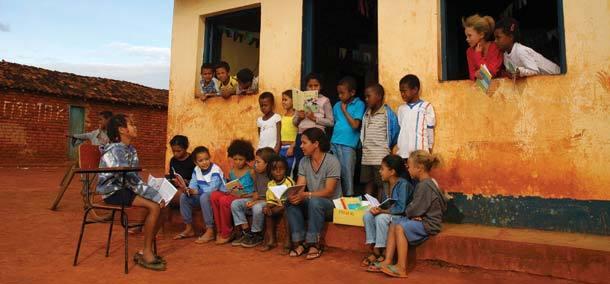 370 mil alunos do campo ficam fora da Prova Brasil. Foto: Ricardo Benichio
