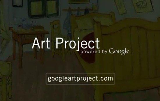Galerias virtuais com o Google Art Project