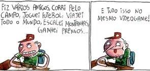 Tirinhas: traga o humor para as aulas de Língua Portuguesa