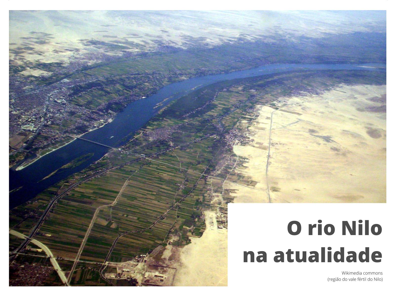 Águas para florescer – as primeiras sociedades fluviais