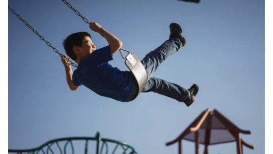 Lugares de Vivência - Parques de Recreação Infantil