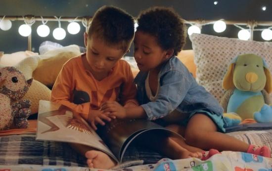 A leitura como ferramenta para criar vínculo entre adultos e crianças