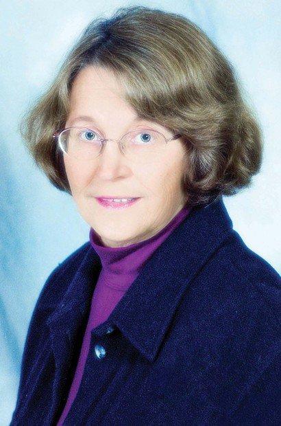 Joan Beswick. Foto: Arquivo pessoal