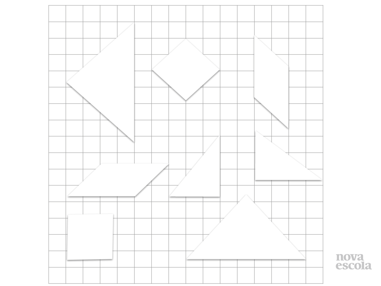 Plano De Aula 3º Ano Matematica Figuras Congruentes