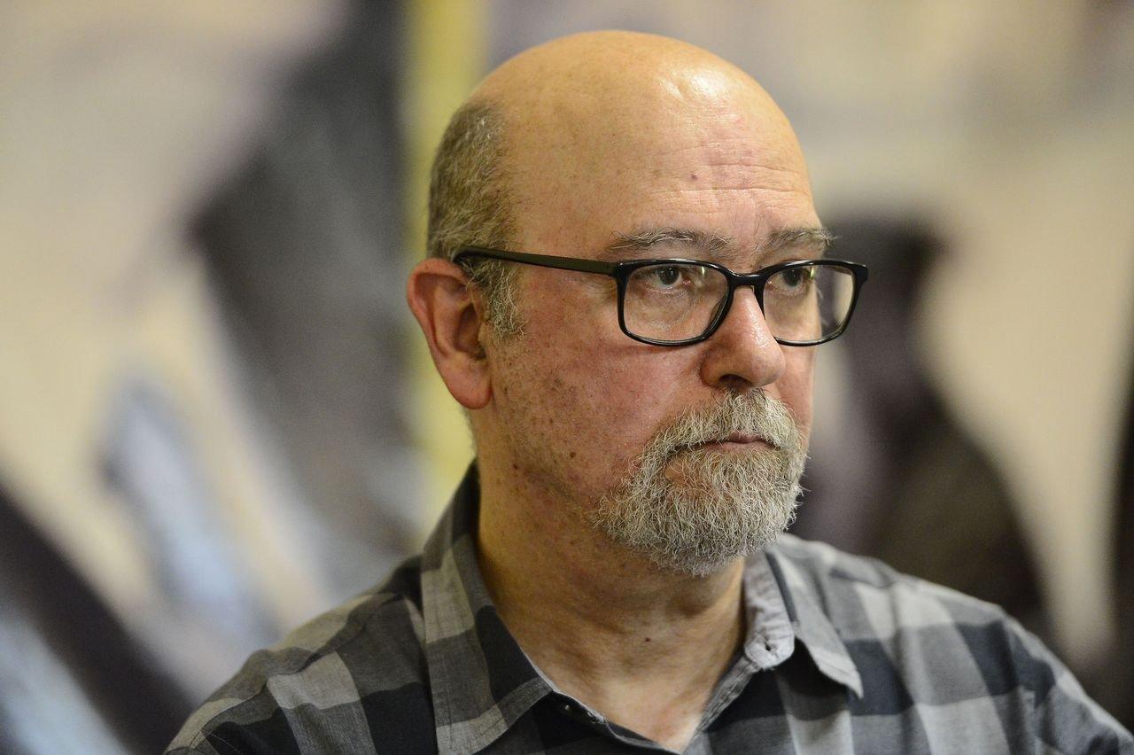 Luiz Eduardo Soares em 21 de abril de 2016