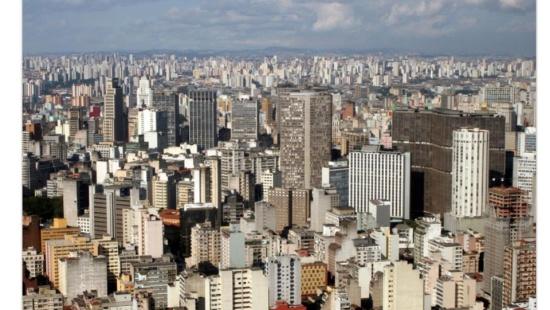 A verticalização das cidades