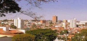 Vista da cidade de Araras, no interior de São Paulo