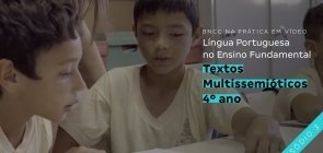 Língua Portuguesa: como trabalhar textos multissemióticos