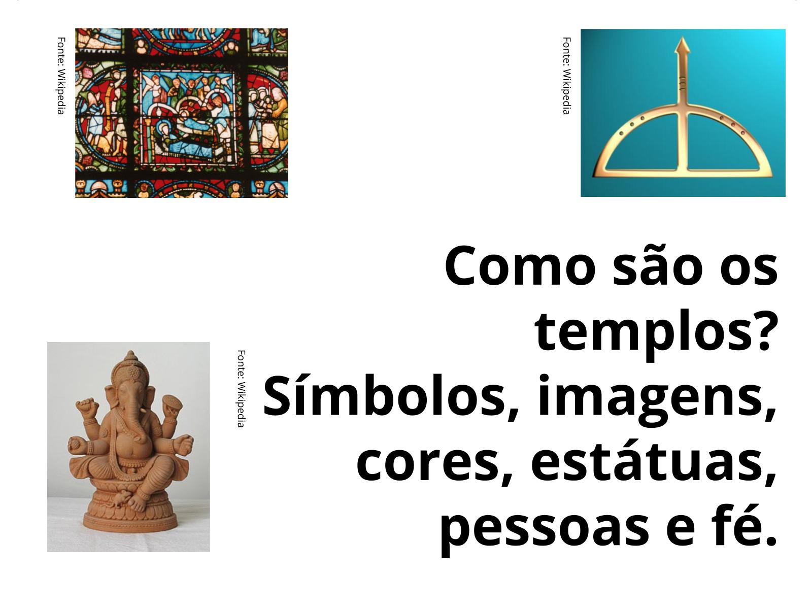 Templos religiosos e culturas