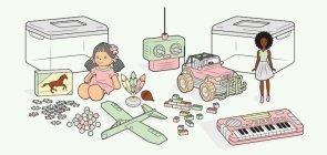 Atividade de Ciências: De que são feitos os brinquedos?