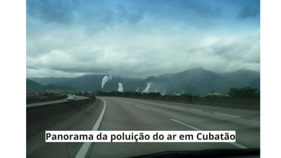A indústria e a poluição no meio urbano