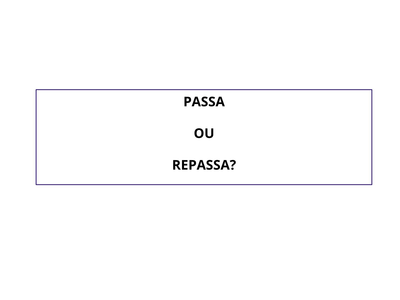 AM ou ÃO na terminação dos verbos