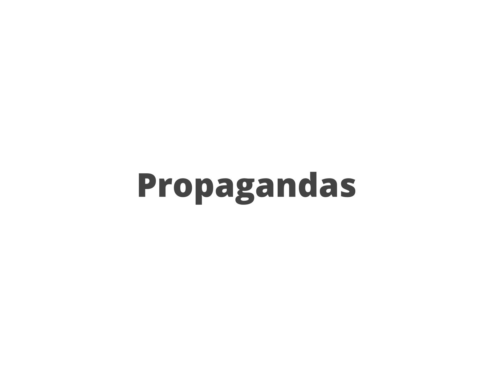 Organização da elaboração de uma propaganda impressa